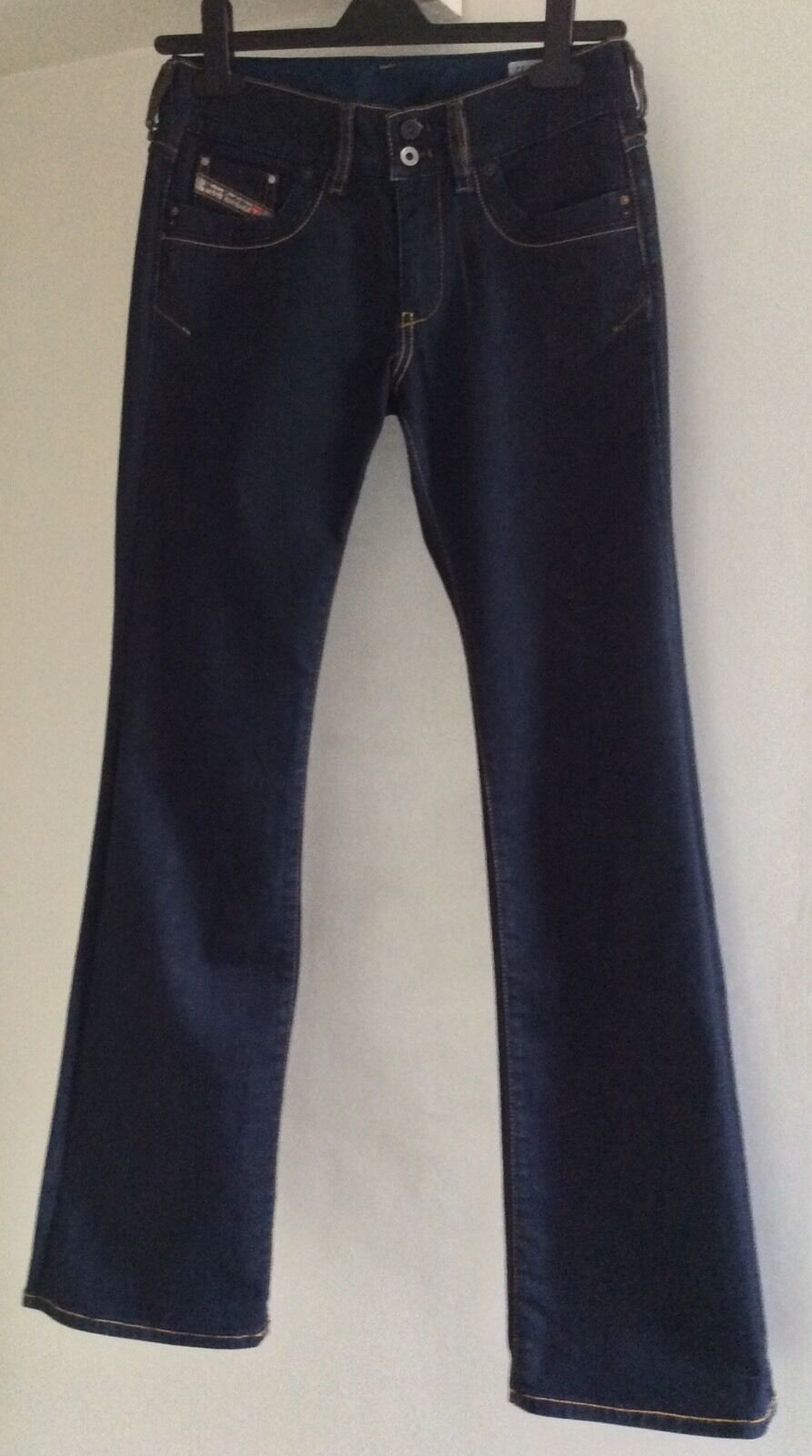 official photos 58956 fa1d0 Blu Scuro Diesel Ronhar 008AA avviocut Donna Jeans Jeans ...