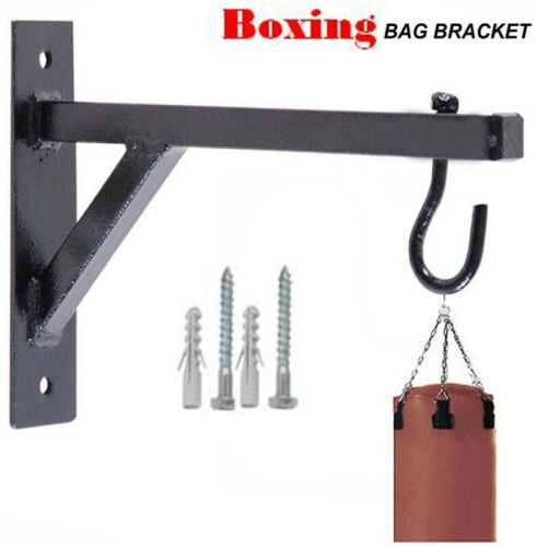 Boxing Sport Heavy Duty Wall Mount Punch Bag Bracket Punching Bag Hanger Hanging