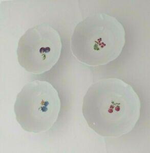 Cordon-Bleu-Dessert-Fruit-Bowls-Set-4-BIA-White-w-Fruit-Design-Decorative