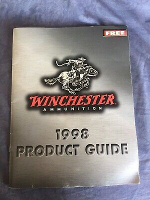 Winchester advertising red aluminum keychain