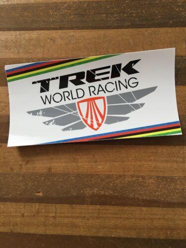 Trek Mondial du Cyclisme-Vélo Cyclisme Autocollant Decal