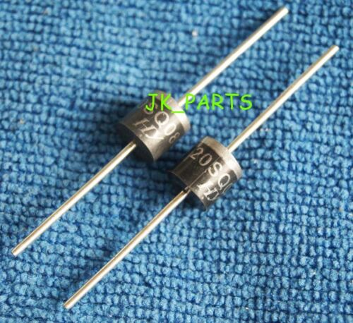 Brand New R-6 10pcs 20SQ080 20A 80V Schottky Rectifiers Diode
