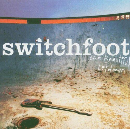 Switchfoot - The Beautiful Letdown - Switchfoot CD 16LN The Cheap Fast Free Post