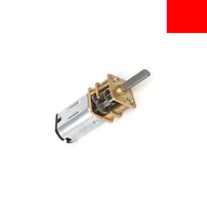 DC 3V 6V 12V 30 600 1000 1200RPM N20 Micro Speed Rad GetriebeMotor für Modellbau