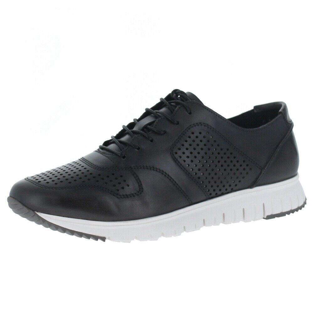 Kenneth Cole New York Bailey Sneaker Dark Grey Mens Fashion Sneaker Size 12M