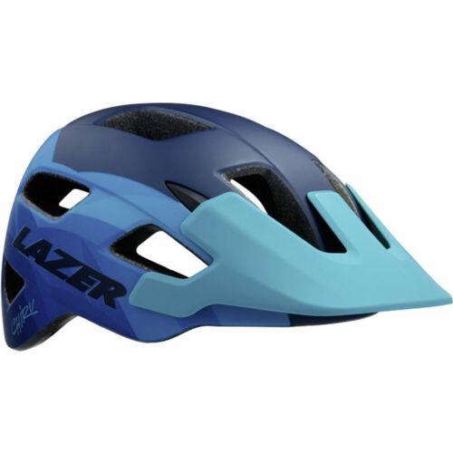 Lazer Helm Chiru Gr M 55-59cm matt blau steel Fahrrad