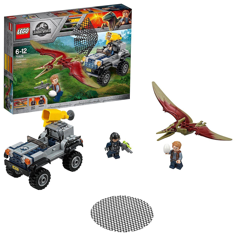 Lego® Jurassic World™ 75926 Caza del Pteranodon -