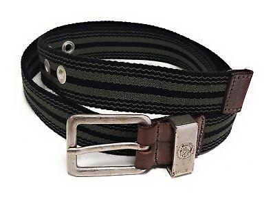 Bello Diesel Cintura Da Uomo Btapes Cintura Jeans Cintura Uomo Pantaloni Uomini Belt Nuovo #66-mostra Il Titolo Originale