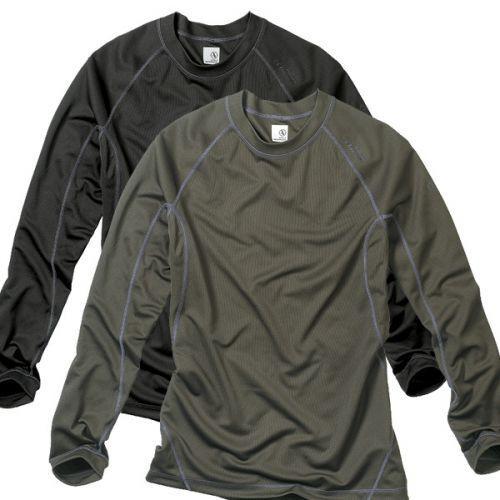 Aigle Thermo-Untershirt EGANO - Polartec Power Dry - bronze  - fantastisch warm