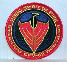 HALO - UNSC Spirit of Fire Logo - Uniform Patch Aufnäher - zum Aufbügeln - neu