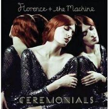 FLORENCE+THE MACHINE - CEREMONIALS 2 CD LIMITED EDT NEU