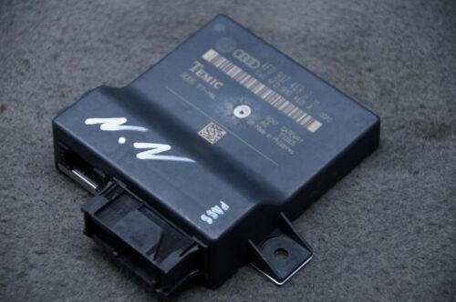 Org Audi A6 4F A8 4E Q7 Steuergerät Gateway 4F0907468D 4F0910468A Interfacebox