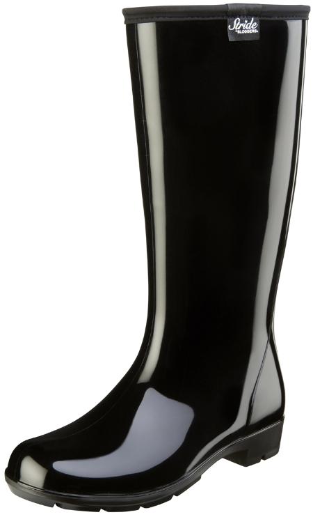 SLOGGERS Womens Rain & Fashion Fashion Fashion 14  Tall Boot - CLASSIC BLACK + FREE GIFT 5a905b