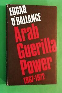 Edgar-O-039-Ballance-Arab-Guerilla-Power-1967-1972-hbdj