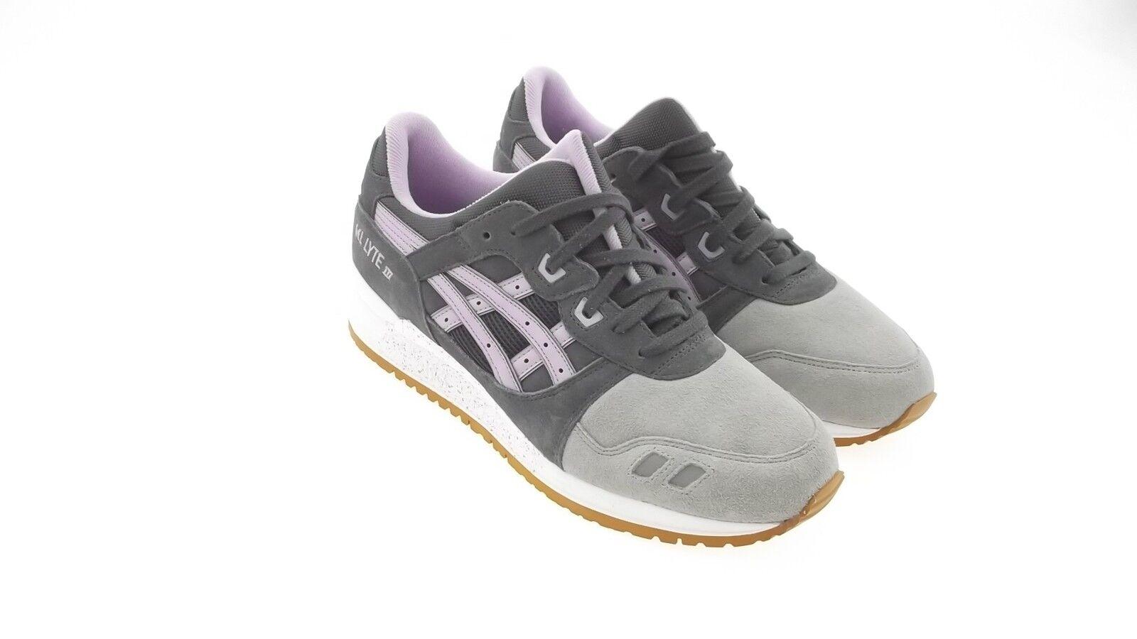 Asics Men Gel Lyte III - Easter Full Bloom Pack grau dark grau sheer lilac H503K