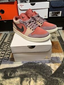 Details about Women's Nike Air Jordan 1 Low Canyon Rust DC0774-602 Brand New