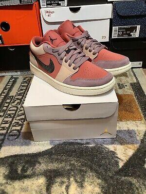 Women's Nike Air Jordan 1 Low Canyon Rust DC0774-602 Brand New   eBay