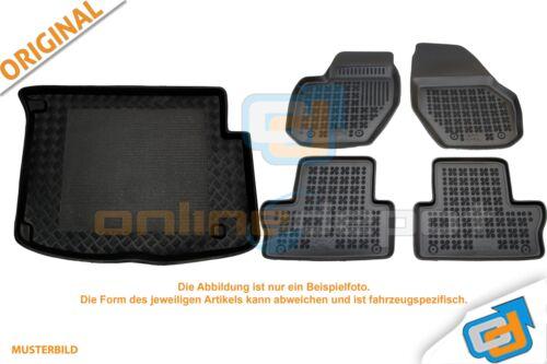 Gummi-Fußmatten+Kofferraumwanne OPEL ASTRA V K Kombi 2016-heute