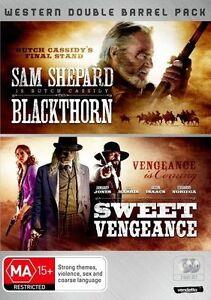 Western-Double-Pack-Blackthorn-Sweet-Vengeance-DVD-NEW-Region-4-Australia