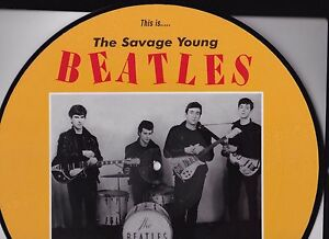 SAVAGE-YOUNG-BEATLES-HAMBURG-1961-PICTURE-DISC-LP-RUSSIAN-IMPORT-NEW-CONDITION