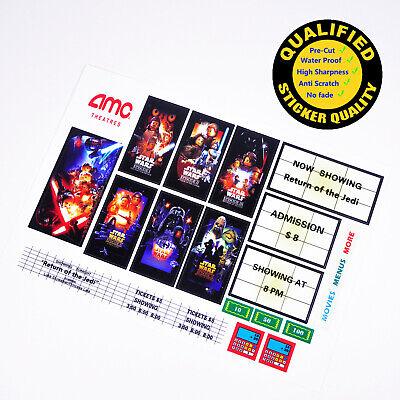 Adesivos Personalizados Para Lego 10232 Palace Cinema