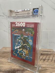 Unopened Crossbow Atari 2600 Sealed Video Game! Wata Graded 9.2! 1987 USA