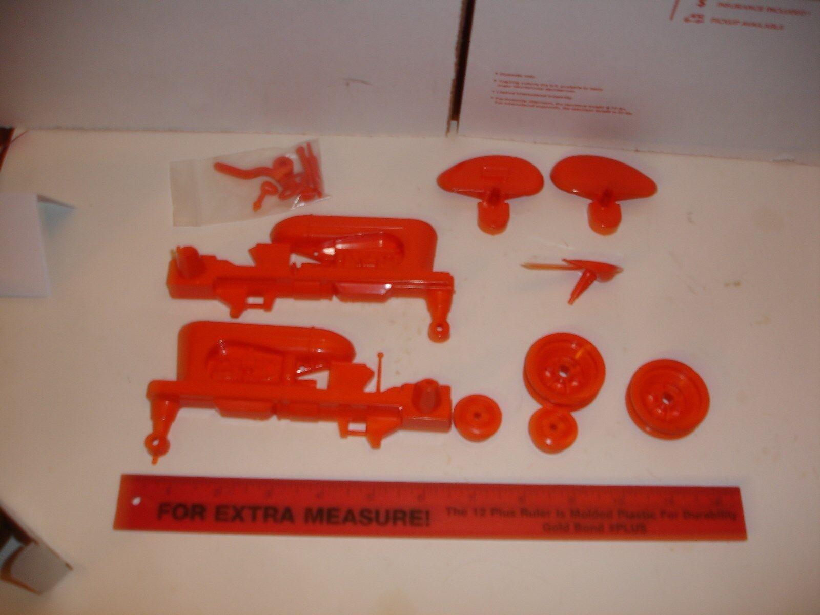 1/16 allis chalmers wd 45 model kit