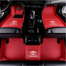 Fit Toyota Camry 2004 2021 Car Floor Mats Front Rear Liner Waterproof Auto Mats Fits 2012 Toyota Camry