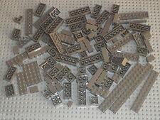 Lot bulk de briques et plaques plates LEGO OldDkGray / Star Wars space ...