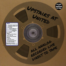 """WILLY MASON & BRENDON BENSON Live Upstairs United 12"""" LP NEW raconteurs RSD 2017"""