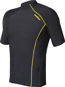 Nookie Softcore Thermal Base Layer Short Sleeve Rash Vest-Kayak,Sur<wbr/>f,Ski,Canoe