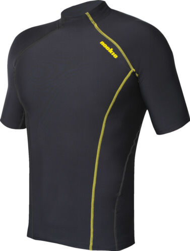 Nookie Softcore Thermal Base Layer Short Sleeve Rash Vest-Kayak,Surf,Ski,Canoe