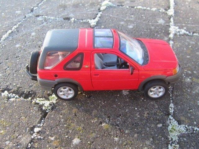 Bil med autotrailer