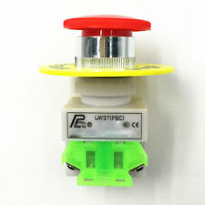 1no 1nc Dpst Emergency Stop Push Button Switch Ac 660v 10a Switch Equipmencagf
