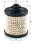 miniatura 5 - Fits Citroen C4 Picasso 1.6 BlueHDi 14> Air,Cabin,Fuel & Oil Filter ServIce Kit