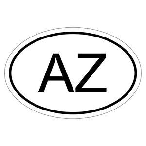 Aserbaidschan-AZ-csd0059-Autoaufkleber-Sticker-Aufkleber-KFZ-Flagge
