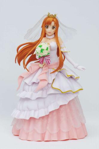 Wedding Asuna from JAPAN Banpresto Sword Art Online Code Register EXQ Figure