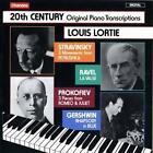 20th Century Origin.Klavier T. von Louis Lortie (1989)