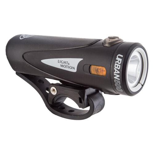 Light /& Motion Urban 500 Light L/&m Urban 500 Onyx Bk//bk