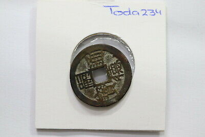 Punctual Vietnam Ancient Cash Coin Type With 3.47 Gr Coins & Paper Money Coins: World A99 #sz9446