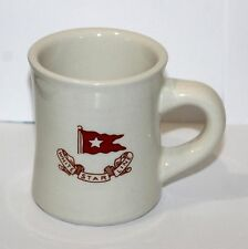 WHITE STAR LINE Coffee Mug Titanic Mariners Museum