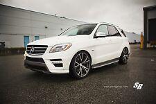 2012 15 Mercedes Benz Ml Adjustable Lowering Links Air Suspension Kit W166 V1