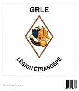 Autocollant-GRLE-Groupement-du-Recrutement-LEGION-ETRANGERE-a-Paris-10-x-10-cm