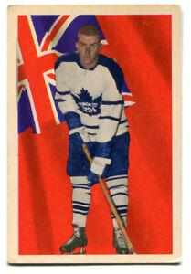 1963-64-Parkhurst-Dave-Keon-Card-75-Toronto-Maple-Leafs