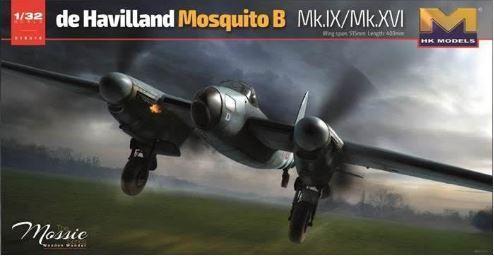 Hong Kong modelo 1   32 de Havilland mosquito mk.ix   mk.xvi E1 6
