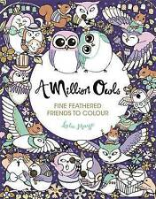 A Million Owls (Colouring Books), Mayo, Lulu | Paperback Book | 9781782437031 |