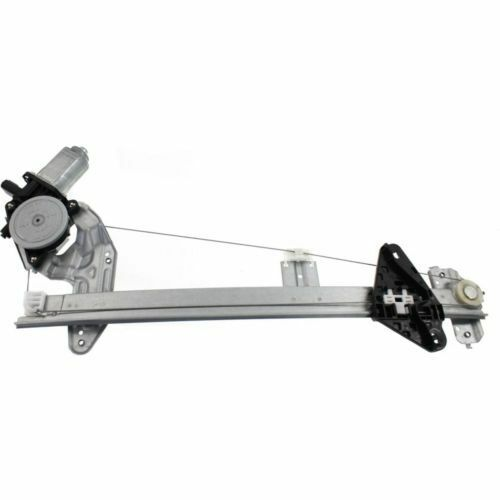 New HO1350149 Front Driver Side Window Regulator for Honda Fit 2009-2014