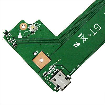 DC Power Jack Button Board Asus X75A X75VD F75VD X75VB X75VC R704VC X75A-DH32