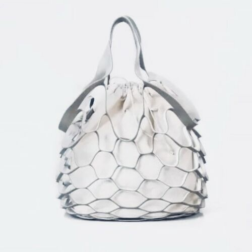 Hollow Bucket Fashion Handbag