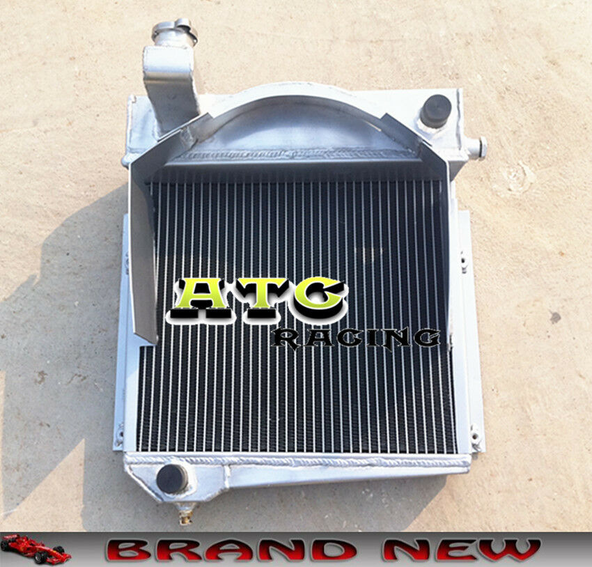 Mg midget radiator one